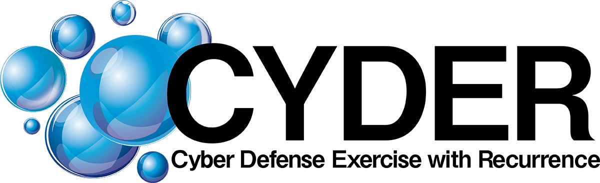 CYDER(CYber Defense Exercise with Recurrence)